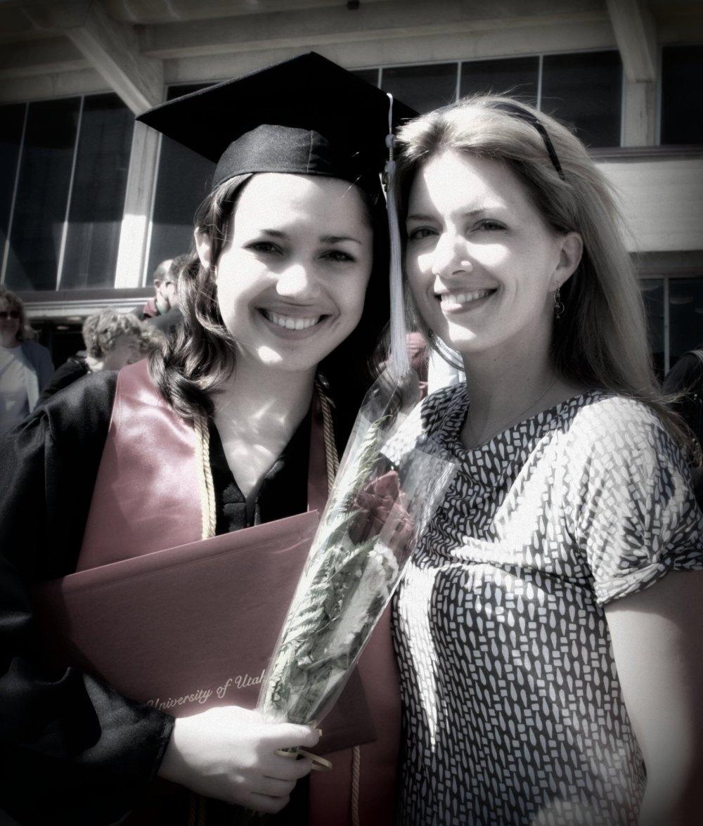 Me&Al at graduation